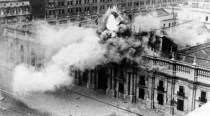 Se cumplen 44 años: El Golpe Fascista del 11 de septiembre de 1973