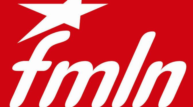 Se funda el Frente Farabundo Martí para la Liberación Nacional (FMLM)