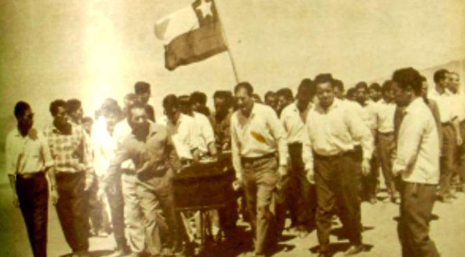 Masacre de El Salvador (Chile): 11 de marzo de 1966