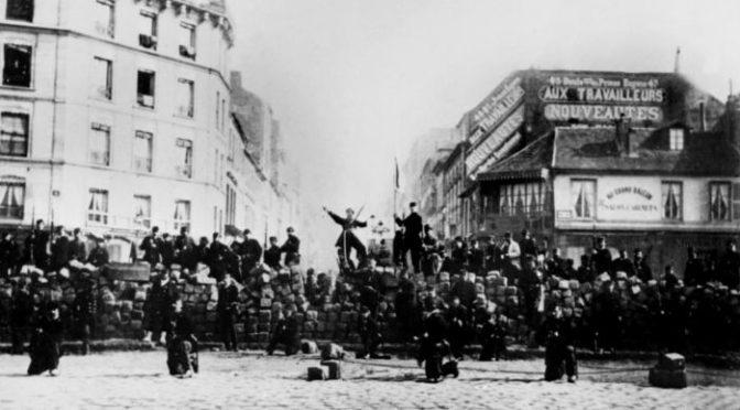 A 147 años de la primera revolución proletaria de la historia