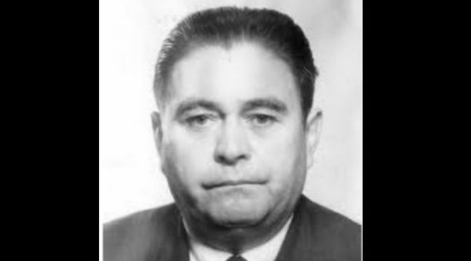 El asesinato de Tucapel Jiménez Alfaro